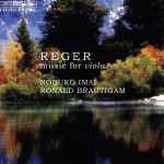 Reger - Sonata and Romance for Viola and Piano